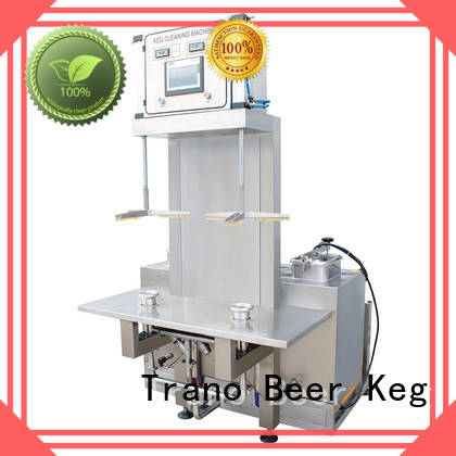 semi-automatic automatic keg washer factory direct supply for food shops