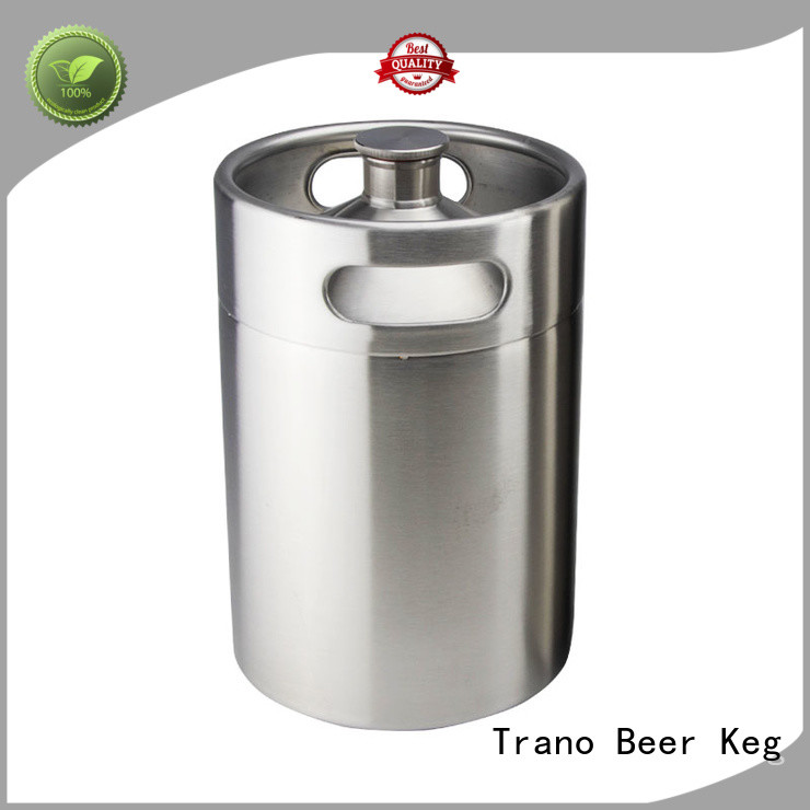 Trano beer big growler supplier for brewery