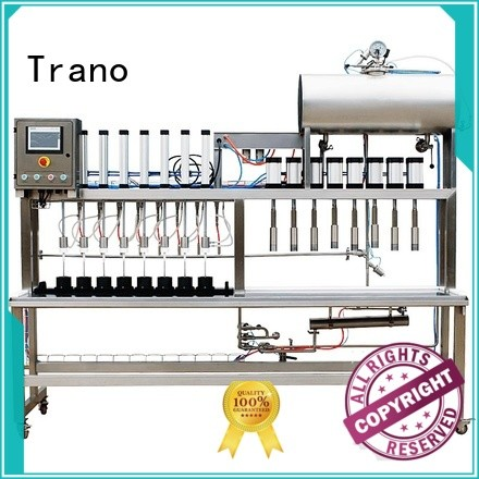 Trano latest bottling machine factory direct supply for beverage factory