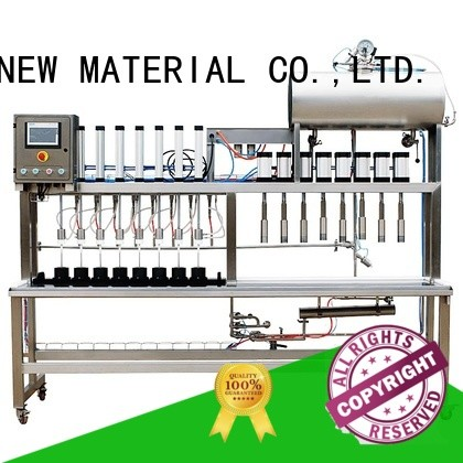 Trano latest bottling machine series for beverage factory