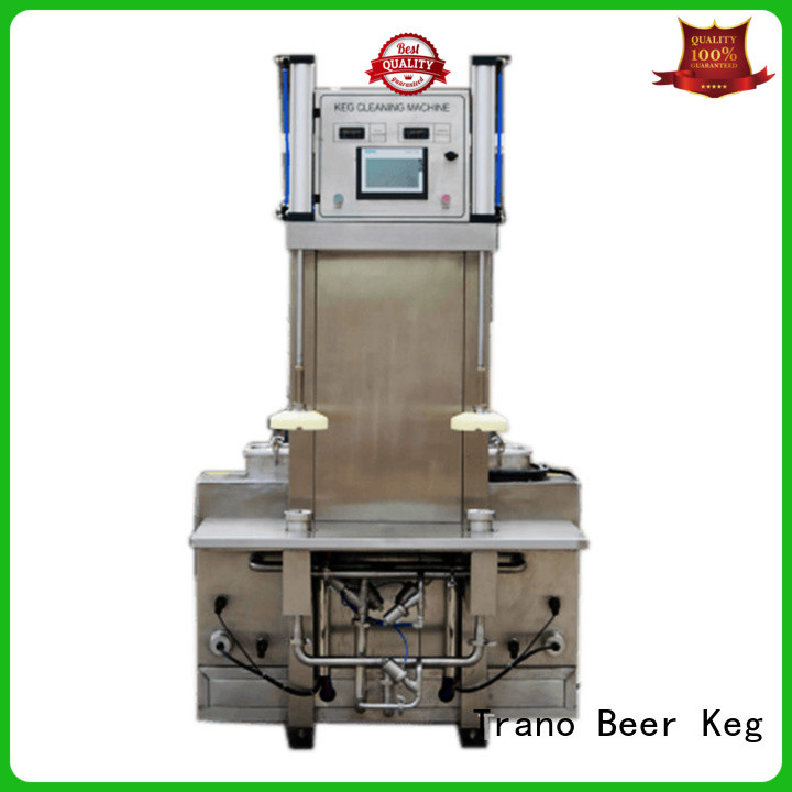 Trano keg cleaning system with good price for food shops