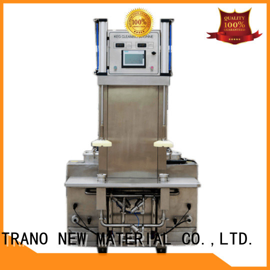 flexible keg cleaning machine with good price for food shops