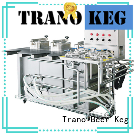 flexible keg washer manufacturer for beverage factory