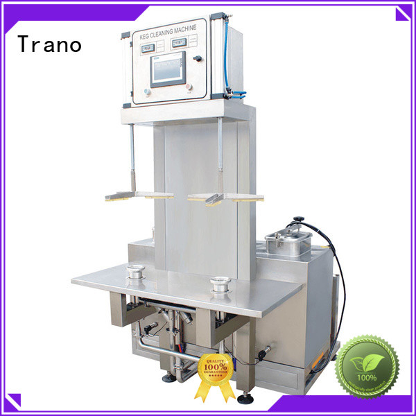 Trano keg cleaning kit factory direct supply for beer