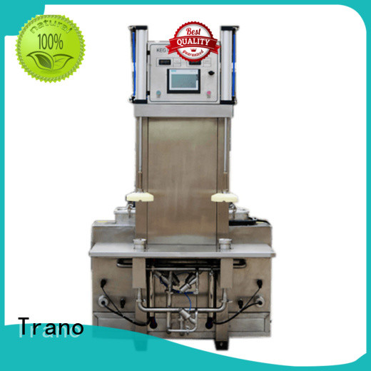 Trano convenient beer keg washer with good price for food shops