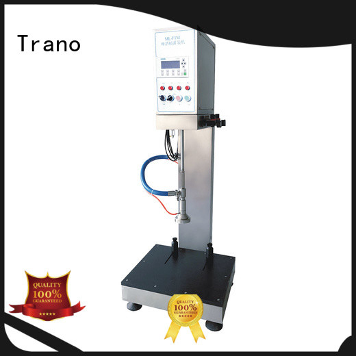Trano bottle filler manufacturer for beer