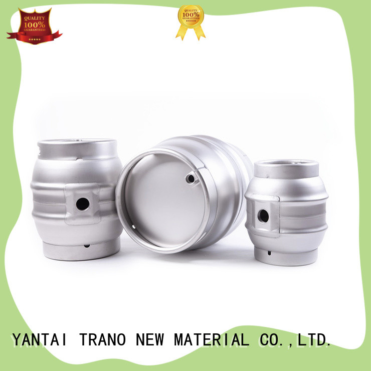 Trano 9 gallon cask manufacturers for party