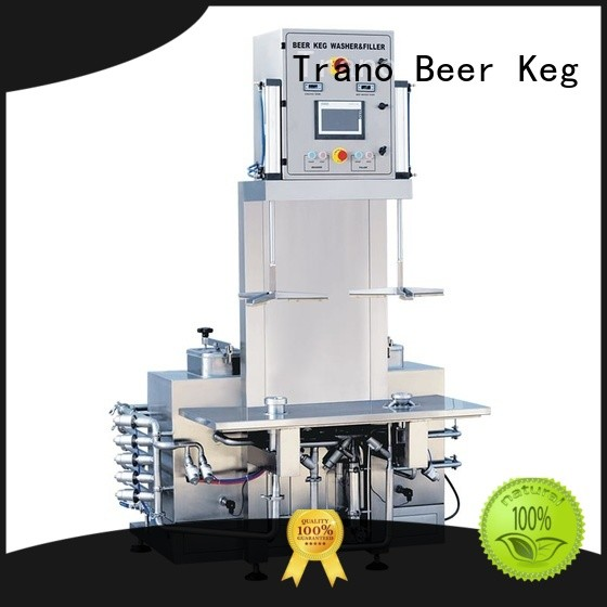 flexible beer keg filling And washing machine factory direct supply for beer