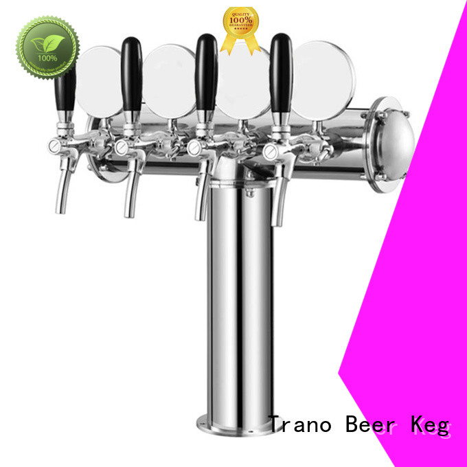 Trano practical beer tap tower manufacturers for party