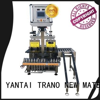 Trano efficient keg washing machine manufacturer for beer