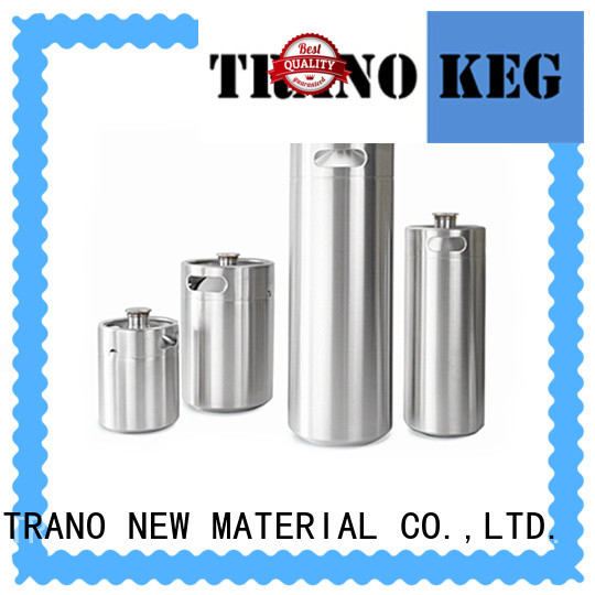 Trano beer growler 2l series for party