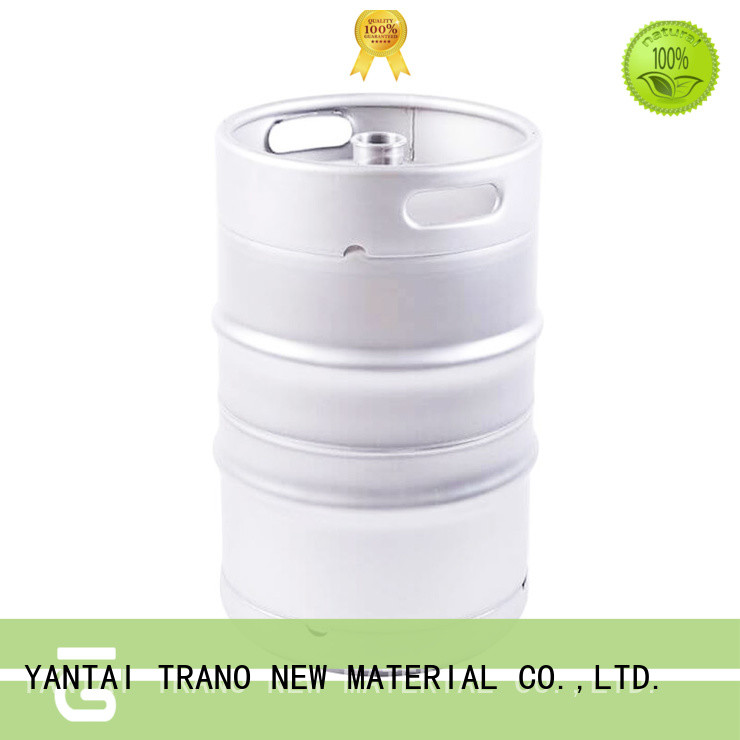 Trano high-quality din keg directly sale for transport beer
