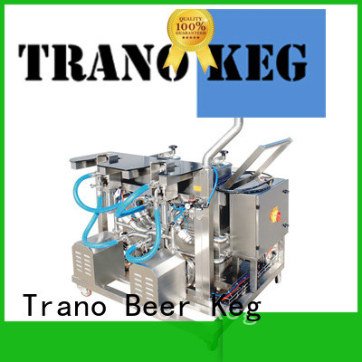 flexible beer keg washing machine factory direct supply for food shops