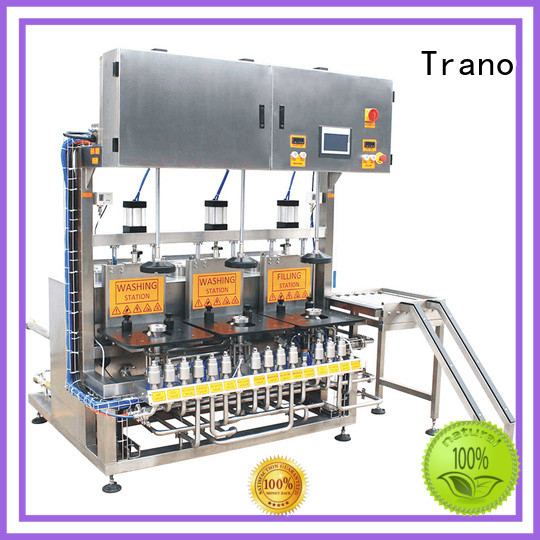Trano beer keg filling equipment with good price for food shops