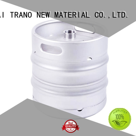 Trano new din keg 50l directly sale for bar
