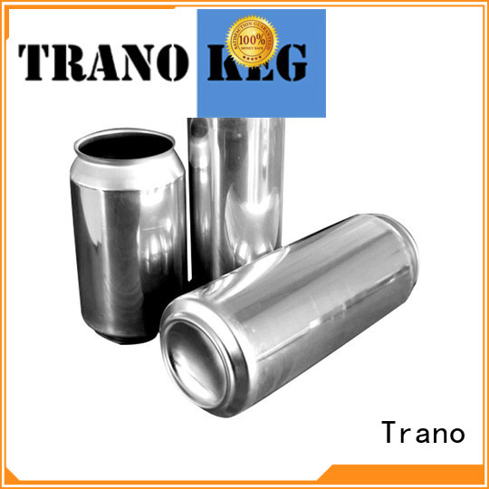 Trano aluminum beverage cans factory for food shops