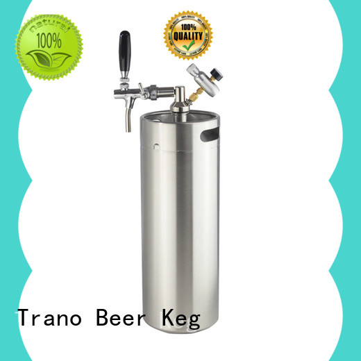 Trano durable quarter keg supplier for brewery