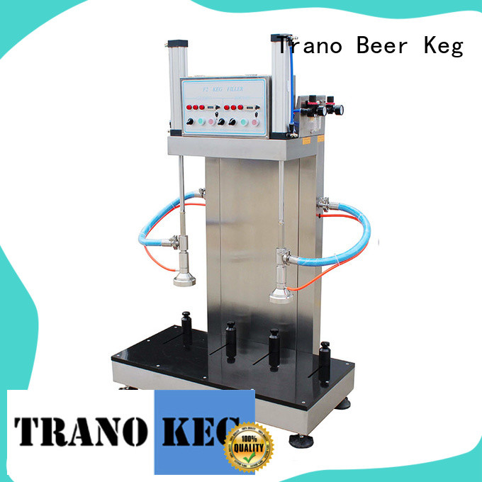automatic beer keg filling equipment manufacturer for food shops