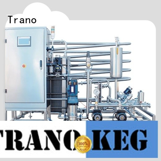 Trano pasteurization machine factory price for beer