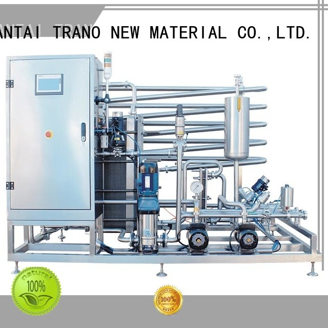 Trano beer pasteurizer machine factory for beer