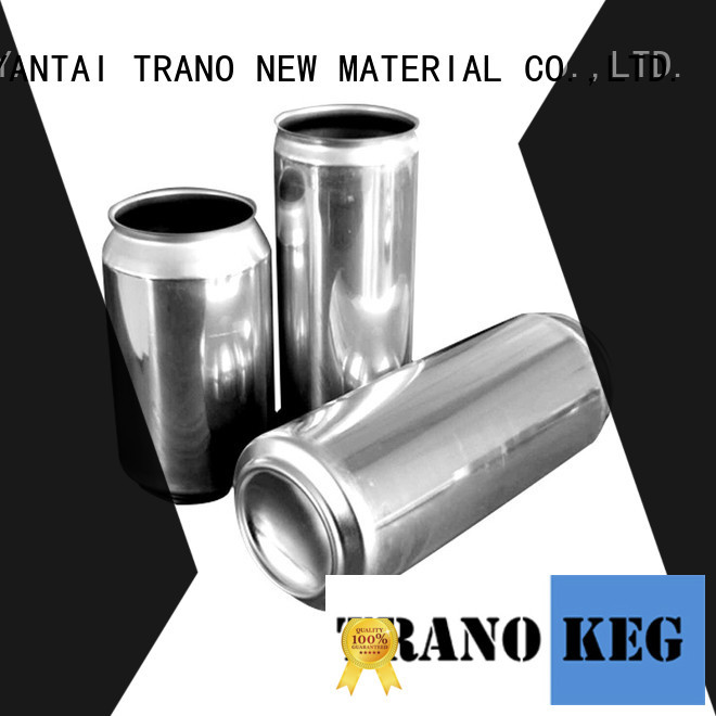 Trano high-quality aluminium beer can for business for beer