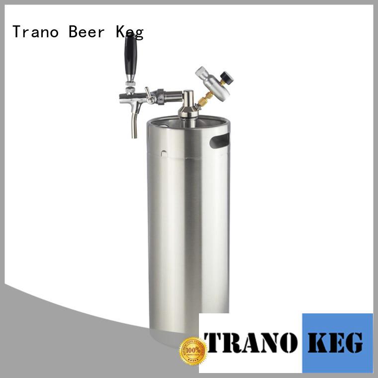 Trano beer growler 1l