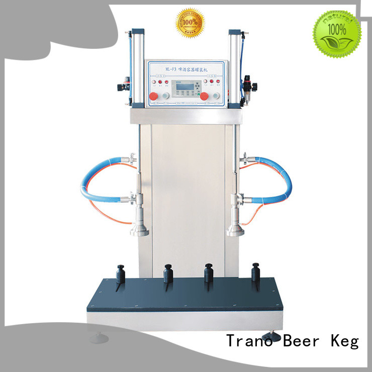 Trano automatic keg equipment manufacturer for food shops