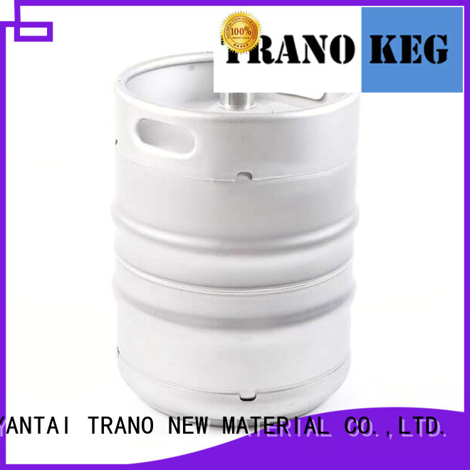 Trano beer kegs suppliers for beverage