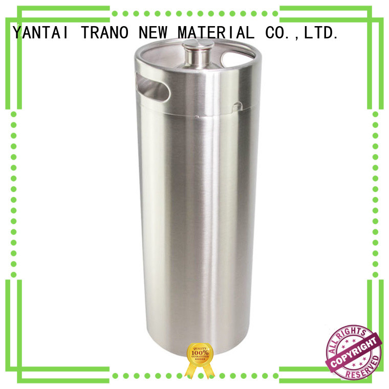 beautiful beer growler stainless steel supplier for brewery