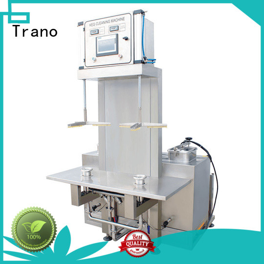 semi-automatic commercial keg washer with good price for beer