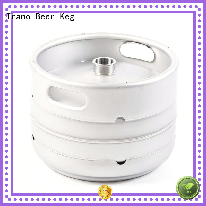 Trano stainless steel beer keg suppliers for wine