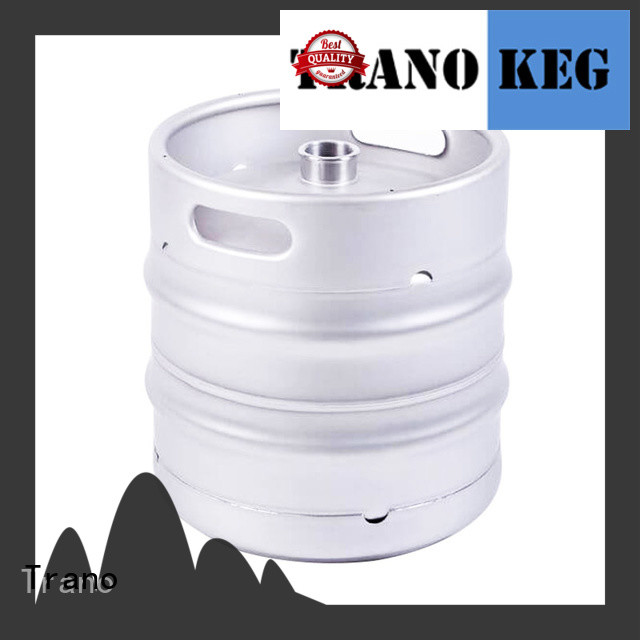 Trano latest stainless steel beer barrel factory price for bar