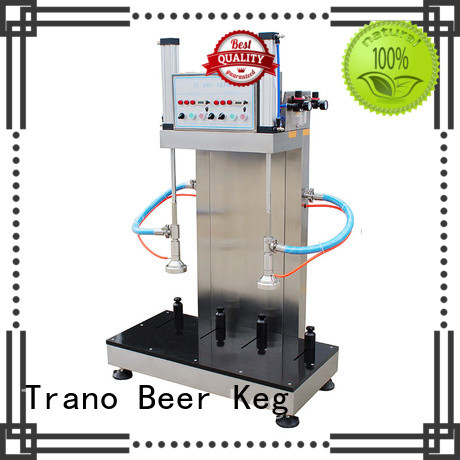 Trano keg filling machine supplier for beverage factory