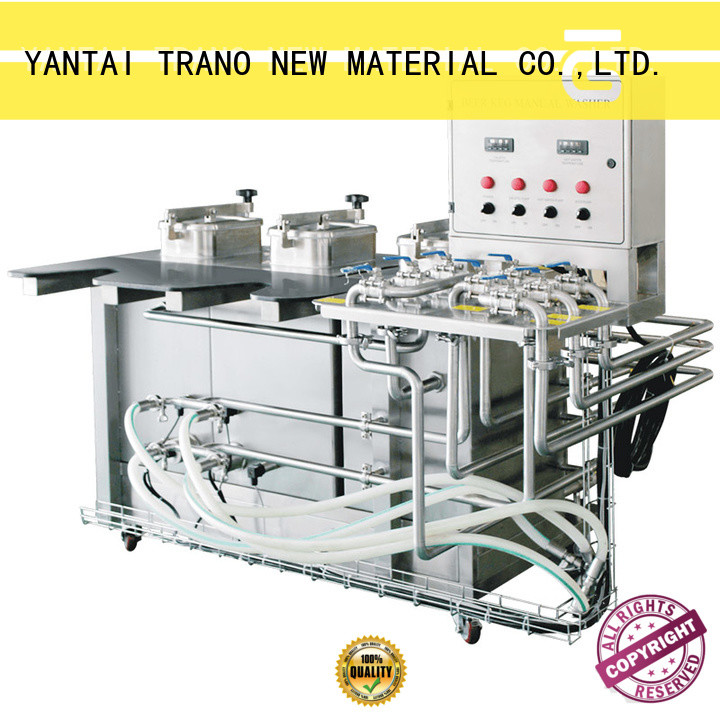 Trano keg washer factory direct supply for beverage factory