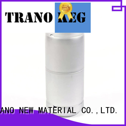 Trano new US Beer Keg manufacturers for transport beer