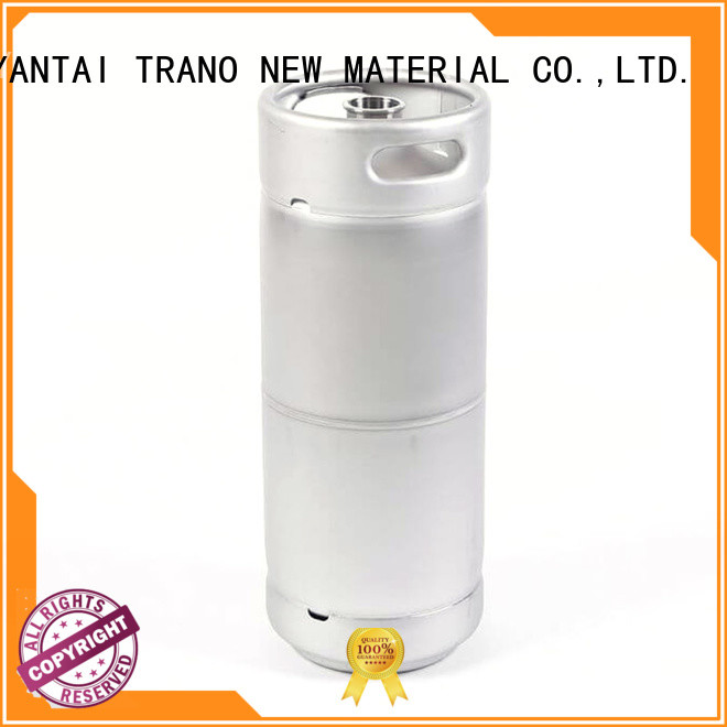 Trano new keg of beer company for transport beer