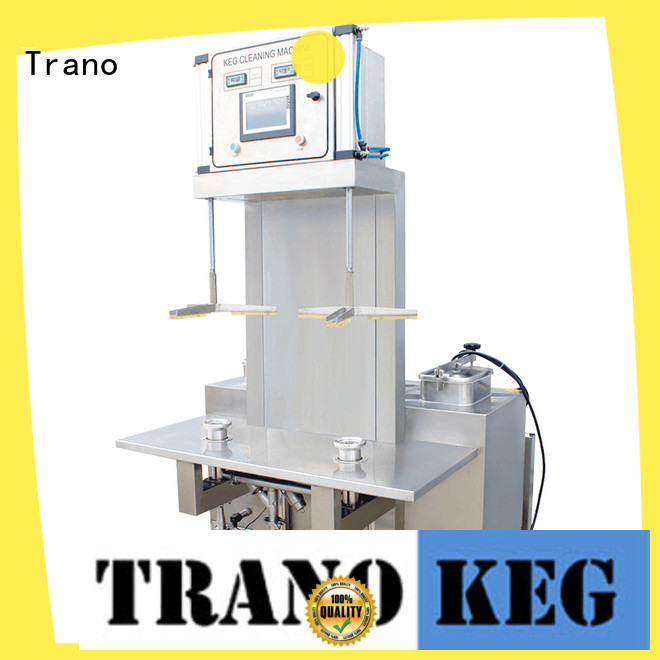 Trano convenient keg washer wholesale for food shops