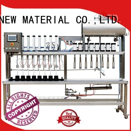 Trano bottling machine series for food shops