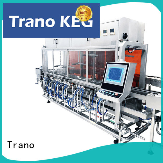 long lasting keg washing and filling machine series for brewery